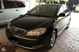 Toyota Corolla Altis G 2007 1.6 AT FOR SALE