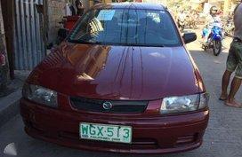 Like New Mazda Familia for sale