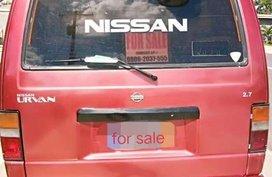 Nissan escapade 1998 model