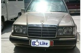 1990 Mercedes Benz W124 for sale
