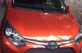 2017 Toyota Wigo G for sale