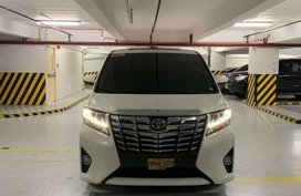 Toyota Alphard 2016 for sale