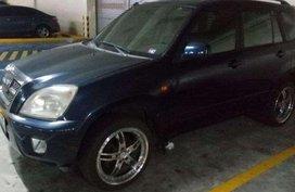 2010 Chery Tiggo SUV for sale