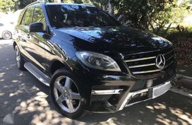 2013 Mercedes Benz ML 350 for sale