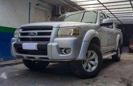 2009 Ford Ranger Wildtrak 2.5 4X2 Diesel Manual