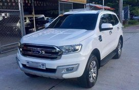 2017 Ford Everest Trend for sale