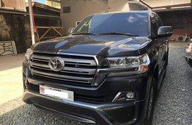 2018 Toyota Land Cruiser bulletproof  FOR SALE