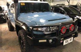 For sale 2014 Toyota FJ Cruiser