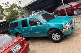Isuzu Fuego Manual 1998 for sale
