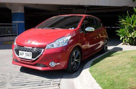 2014 Peugeot 208 for sale