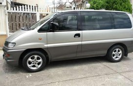Well-kept Mitsubishi Spacegear for sale