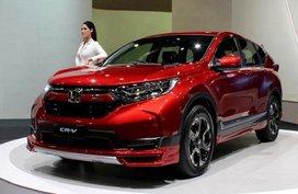 Honda CR-V 2019 Mugen version get dressed up with new body kit