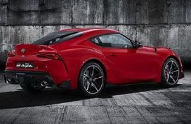 Toyota Supra 2020 unintentionally revealed its final appearance via e-mail