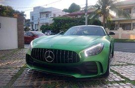 2018 Mercedes-Benz Amg Gtr Brandnew