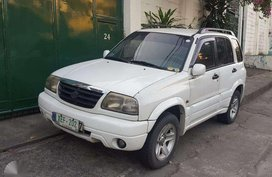 Suzuki Grand Vitara 2002 For sale