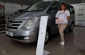 2018 2019 Hyundai Starex Sure Approved GC Sure