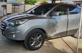 2015 Hyundai Tucson 4wd diesel automatic transmission