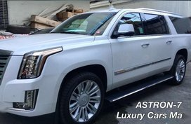 2019 Cadillac Escalade for sale
