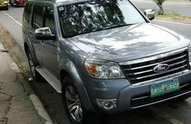 2011 Ford Everest LE for sale