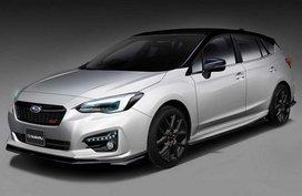 Subaru Forester STI & Impreza STI 2019 previewed ahead of Tokyo Auto Salon