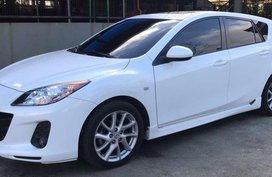 2013 Mazda 3 1.6L Hatchback Top Of The Line