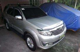 Toyota Fortuner  MT 2012 for sale