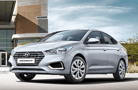 Hyundai Accent 1.4 GL 6 speed MT 2018 for sale