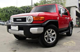 2015 Toyota FJ Cruiser Automatic  for sale