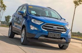 2018 Ford Ecosport lowest all in promofast and sure approval
