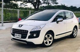 Peugeot 3008 crossover 2013 for sale
