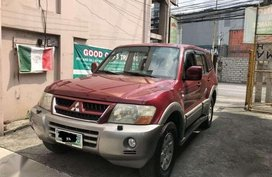 2005 Mitsubishi Pajero for sale