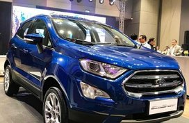 2018 Ford Ecosport all new 58K DP PROMO all in