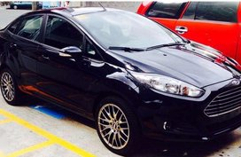 Ford Fiesta Sedan 2014 for sale