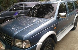 Ford Everest 2005 Manual tranny 4x2 Fresh in/out