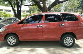 Toyota Innova E 2016 for sale