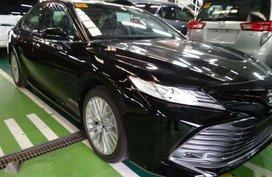 All new TOYOTA Camry 2019!