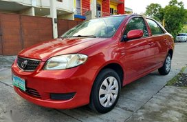2005 TOYOTA VIOS FOR SALE