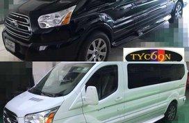 2018 Ford Explorer Transit 150 TYCOON POWERCARS