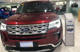 2018 Ford Explorer 285K DOWNPAYMENT PROMO all in