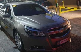 2015 Chevrolet Malibu LTZ top of line