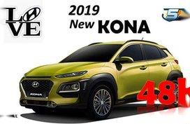48k All in 2019 Hyundai Kona Gls AT