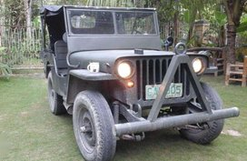 Jeep Willys 1986 for sale