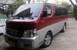 2009 Nissan Urvan Estate for sale