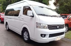 2015 Foton View Traveller for sale