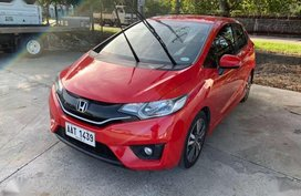 2015 Honda Jazz VX plus with paddle shifters