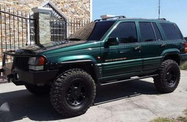 Well-kept Jeep Grand Cherokee for sale