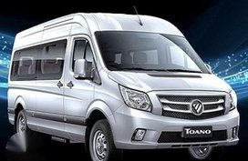 No Down Payment FOTON Toano Standard 15 seater 2019