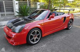Toyota MRS Spyder 2000 for sale