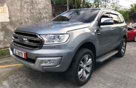 2016 Ford Everest for sale