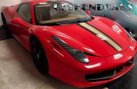 2015 Ferrari 458 Spider for sale